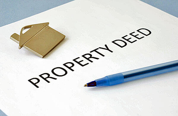 property deed Real Property Deeds property deed11