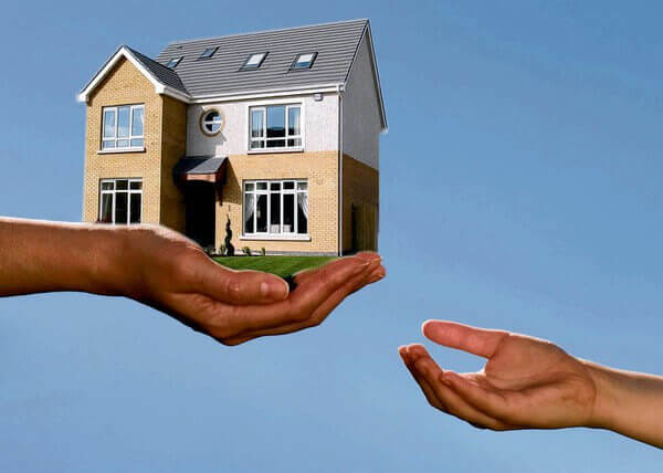 Real property transfer deed