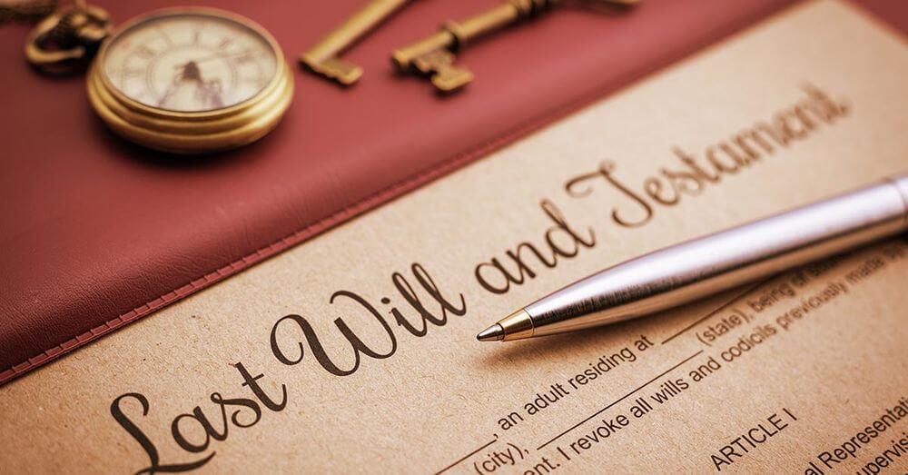 last will last will Last will and testament last will and testament